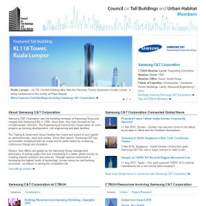 Samsung C&T Corporation  Member Page