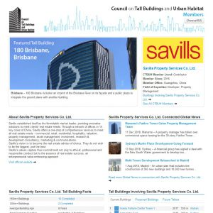 Savills Property Services Co. Ltd. Member Page