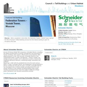 Schneider Electric Member Page