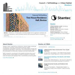 Stantec Ltd. Member Page