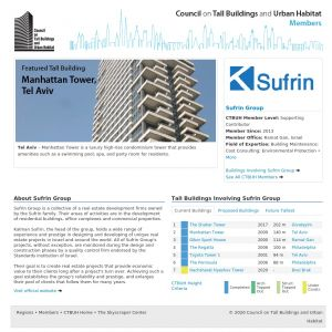 Sufrin Group Member Page