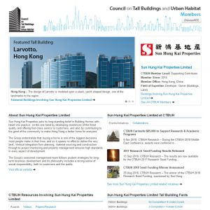 Sun Hung Kai Properties Limited Member Page