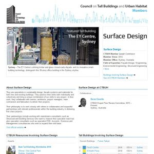 Surface Design Member Page