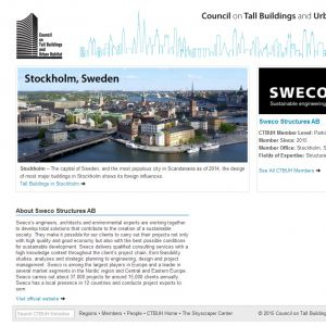 Sweco Structures AB Member Page