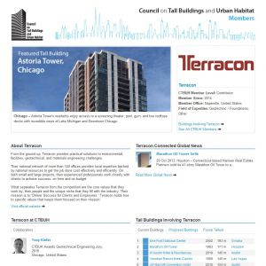Terracon Member Page