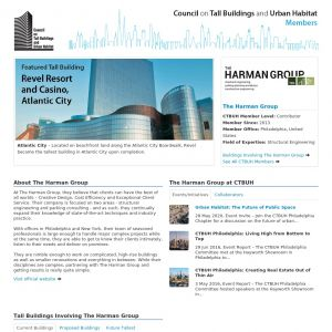 The Harman Group Member Page