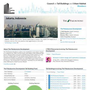 The Pakubuwono Development Member Page