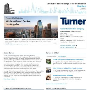 Turner Construction Company Member Page