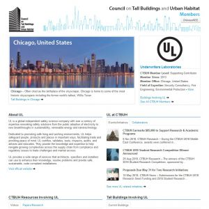 Underwriters Laboratories Member Page