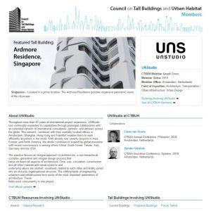 UNStudio Member Page