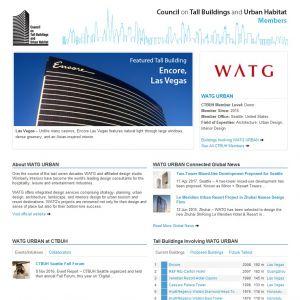 WATG URBAN Member Page