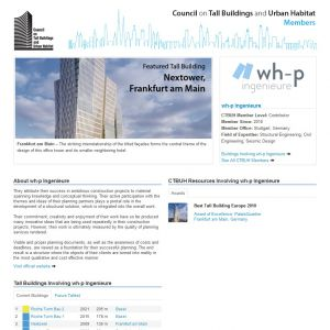 wh-p Ingenieure Member Page