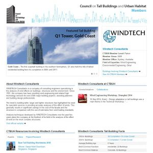 Windtech Consultants Member Page