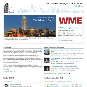 WME Engineering Consultants Member Page