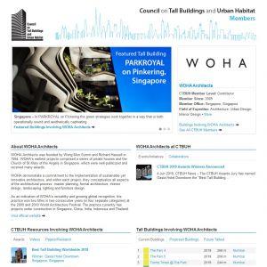 WOHA Architects Member Page