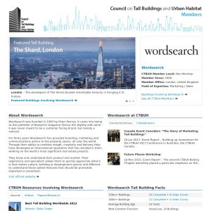 Wordsearch Member Page