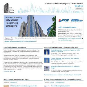 WSP | Parsons Brinckerhoff Member Page