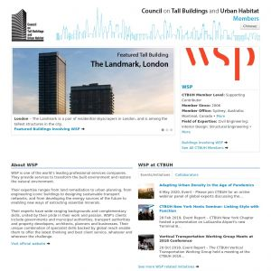 WSP Member Page