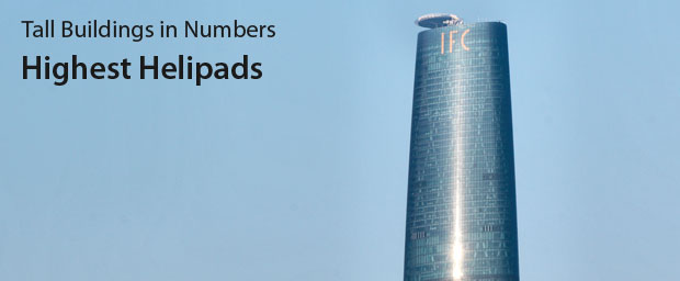 Tallest Buildings in Numbers: Highest Helipads