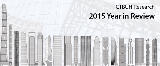 CTBUH Releases Year in Review: Tall Trends of 2015