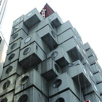 Debating Tall: Should Nakagin Capsule Tower Be Preserved?