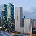 BIG Designs Pleated Skyscraper for Shenzhen Energy Company