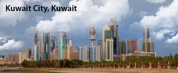 Kuwait City The Skyscraper Center