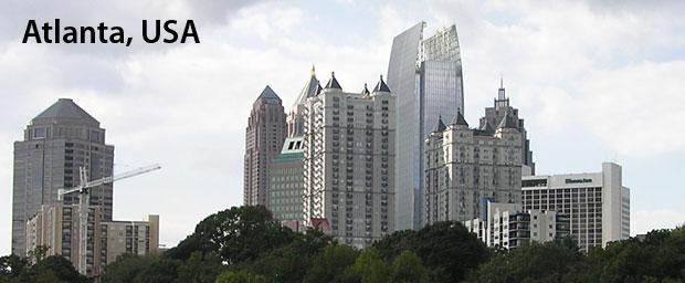 Atlanta Buildings Under Construction