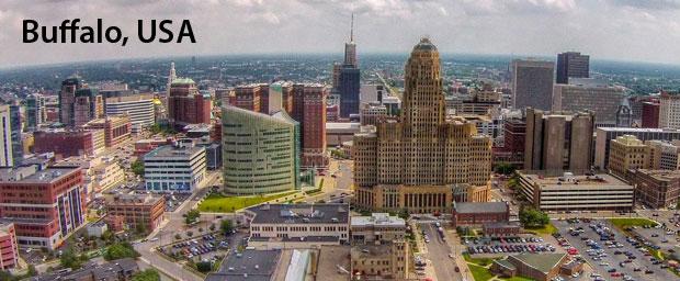 Risultati immagini per Buffalo (USA)