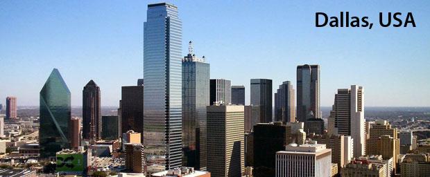 Dallas The Skyscraper Center