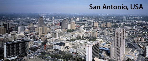 San Antonio The Skyscraper Center