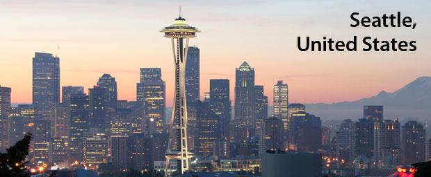 Center Skyscraper Seattle The -
