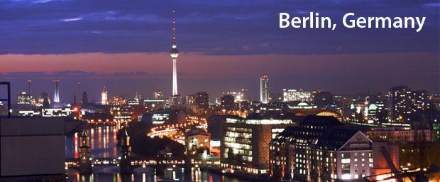Berlin - The Skyscraper Center
