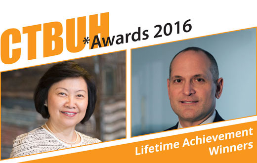 Board of Trustees Names Lifetime Award Winners and 2016 Fellows