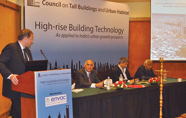 CTBUH India: High-rise Building Technology