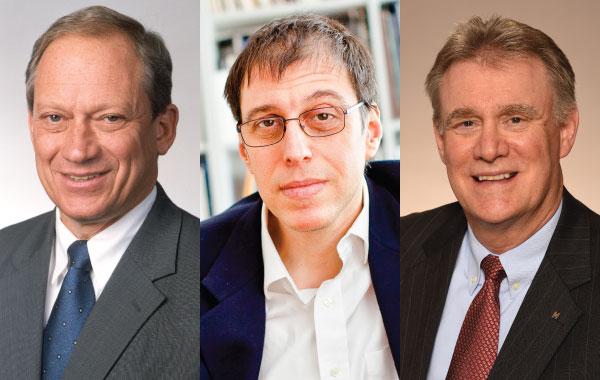 Council Names Three New Fellows