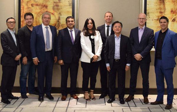 CTBUH Trustees Convene in Dubai