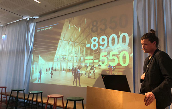 CTBUH Scandinavia Future Leaders Committee Presents: Tall Timber: The Sustainable High Rise