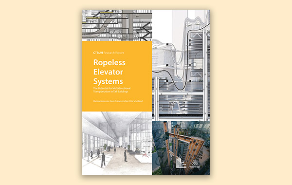 Research Report Available: Ropeless Elevator Systems