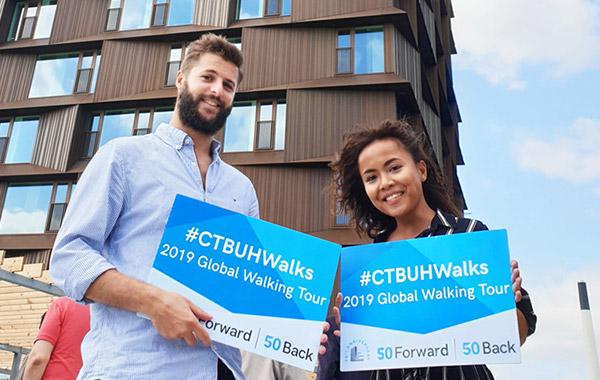 CTBUH 2019 Global Walking Tour: 50 Forward | 50 Back